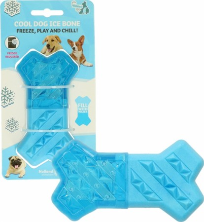 CoolPets Cool Dog Ice Bone, Freeze, Play and Chill