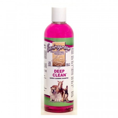 Envirogroom Deep Clean Shampoo, 502 ml