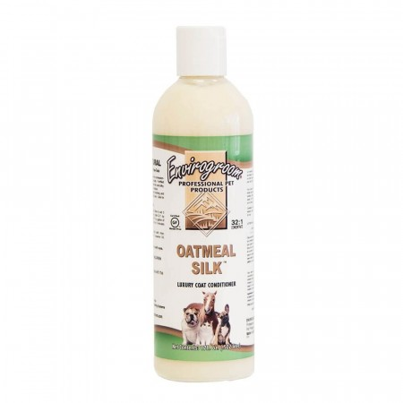 Envirogroom Oatmeal Silk Conditioner, 502 ml