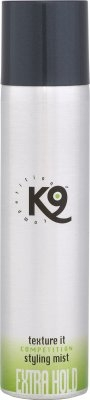 K9 Texture It Styling Mist Extra Hold, 300 ml