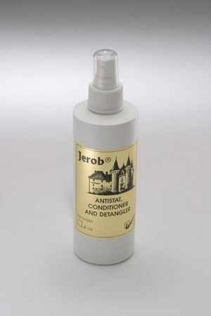 Jerob Antistat Conditioner and Detangler, 473 ml
