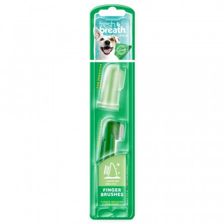 Tropiclean Finger Brushes for Hund