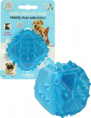 CoolPets Cool Dog Ice Cube, Freeze, Play and Chill
