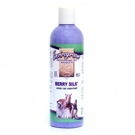 Envirogroom Berry Silk Conditioner, 502 ml