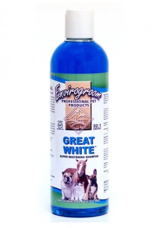 Envirogroom Great White Shampoo, 502 ml