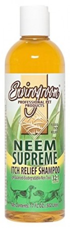 Envirogroom Neem Supreme Itch Relief Shampoo, 502 ml
