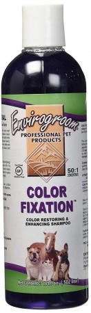 Envirogroom Color Fixation Shampoo, 502 ml
