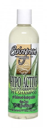 Envirogroom Hypo Active Shampoo, 502 ml